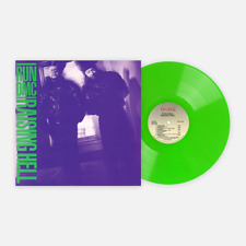 Run DMC - Raising Hell Exclusive VMP Club Edition Neon Green Color 180g Vinyl LP
