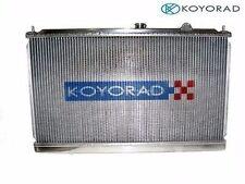 Koyo Racing 25mm KH Series Aluminum Performance Radiator Honda Civic SI 12-15