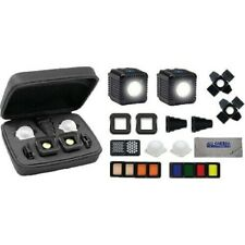 Lume Cube 2.0 Professional Lighting Kit with Cleaning Cloth