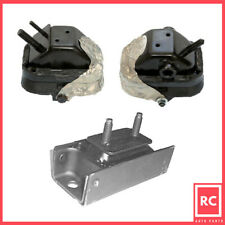Front Motor & Trans Mount 3PCS Set Fit 2003-2004 Ford Expedition 4.6/5.4L 4WD