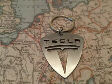 TESLA KEYRING MODEL 3 S X ROADSTER SUPERCHARGER KEYCHAIN