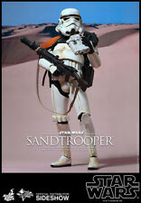 "STAR WARS: EPISODE IV - SANDTROOPER 1/6 Action Figure 12"" HOT TOYS"