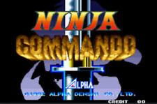 K7 NINJA COMMANDO neo geo mvs arcade