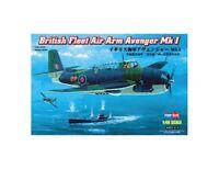 Hobbyboss 1/48 British Fleet Air Arm Avenger Mk.1. New.