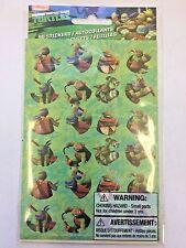 96 Teenage Mutant Ninja Turtles TMNT Stickers Party Favors Teacher Supply #2