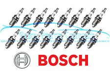 16 BOSCH PLATINUM PLUS SPARK PLUGS for MERCEDES BENZ V8 ORIGINAL OEM EXACT FIT