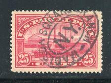 (1912-13) Q9 25¢ Parcel Post XF/SUPERB - JUMBO - used stamp
