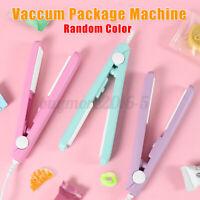 Food Vaccum Sealer Packing Machine Diy Candy Cookie Biscuit Storage Sealing