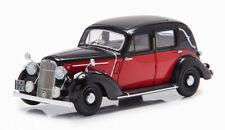 NEW!!  Esval Models Ltd Ed 1938 Humber Super Snipe 2 Window Red 1/43 Resin Model