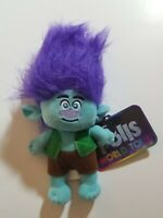"""Trolls World Tour Plush Movie 2020 Branch NEW with Tags 10"""" Doll"""