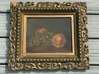 Listed Artist Helen W Cusack 1855-1922 Chicago, IL Still Life