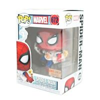 Funko Pop Marvel Spider-Man 672 inc protettore POP