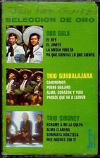 DUO GALA / Trio Siboney / Trio Guadalajara - SPAIN CASSETTE Olympo 1977 - Mexico