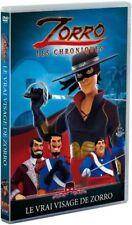 Zorro les chroniques Volume 2 Le vrai visage de Zorro DVD NEUF SOUS BLISTER