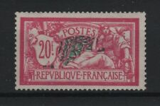 "FRANCE STAMP TIMBRE 208 "" MERSON 20F LILAS-ROSE ET VERT-BLEU "" NEUFxx LUXE R971"