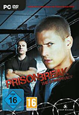 Prison Break PC in DVD-Box mit Handbuch