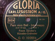 """Orchestra Frank Sandler """" Ständchen - Serenade/Fern by the Ball """" Gloria"""