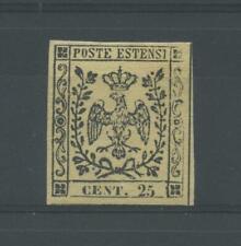 MODENA 1852 25C. SENZA PUNTO *