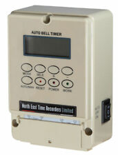 Automatic School and Factory Bell Timer System