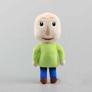 "10"" Baldi's Basic in Education and Learning Plush Figure Toy Baldi Stuffed Doll"