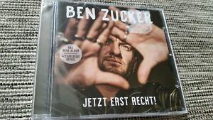 Ben Zucker - Jetzt erst recht ! CD Album Pop Schlager 2021 NEU in OVP + Remixe