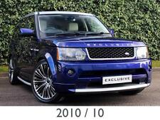 2010 10 Land Rover Range Rover Sport 3.6 TD V8 Autobiography Sport