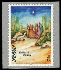 "ARUBA 183 - Christmas Nativity ""Magi in Desert"" Self-Adhesive (pb18892)"