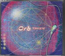 THE ORB Toxygene 4 TRACK REMIX CD EP