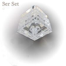 Design LED Einbauleuchte Strahler Deckeneinbauleuchten Kristall Leuchte G4 Nr.19