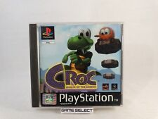 CROC LEGEND OF GOBBOS SONY PLAYSTATION 1 2 3 ONE PS1 PS2 PS3 PSX PAL ITALIANO