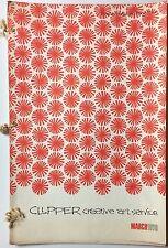Clipper Creative Art Svc 1970 Vintage Commercial Clip Art Book Dynamic Graphic