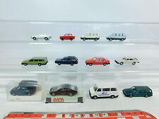 AX793-0,5# 12x Wiking/AWM/Praline etc H0 (1:87) Mercedes+Volvo+Volkswagen etc