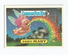 Fairy Mary 608a - Garbage Pail Kids GPK Original Series 15 Card 1988