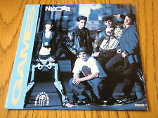 "NEW KIDS ON THE BLOCK - GAMES  7"" VINYL PS"