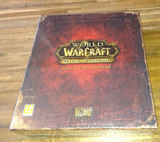 World of Warcraft - Mists of Pandaria Collectors Edition Collector - WoW NEW