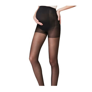 Maternity Pantyhose Full Support Stockings 20 Den Closed Toe Pregnant Tights New