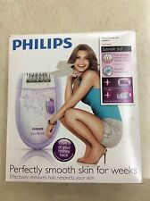Brand new Philips HP6509/01 Satinelle Soft sensitive total body Epilator