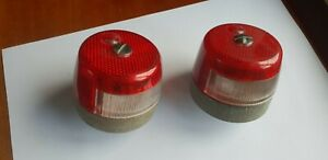 SCAMMELL AEC ALBION MILITARY DELLA TAIL LIGHTS PAIR (STAMPED DELLA 1152)