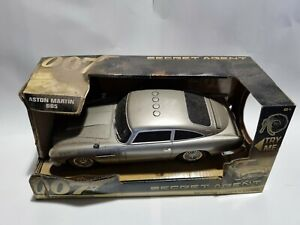 007 Goldfinger, Secret Agent, Aston Martin DB5, Lights & Sound