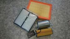 D' inspection Filtre de paquets wartungskit ssangyong rodius 2,7 xdi 2005 -