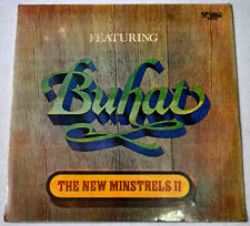 Philippines THE NEW MINSTRELS II Featuring Buhat OPM SEALED LP Record