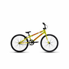 "2018 Redline MX Junior Size Complete 20"" BMX Bike 18.5""TT Gloss Green"
