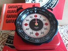 TAG - HEUER orologio da tasca cronometro scatola libretto e garanzia originali