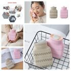 Silicone Hot Water Bag Knitted Pocketable Designed For Hand Warmer Accessories
