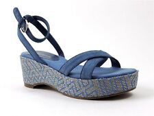 Easy Spirit Women's Summertime-U4 Platform Ankle Strap Sandals Size 6.5 M