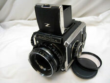 ZENZA BRONICA S2 WITH LENS , DARK SLIDE AND BACK