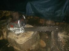 Canadien 270 Vintage Professional 95cc Chainsaw. Beautiful Engine. Very Rare