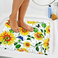 Duschmatte Anti Rutsch Matte 50x50 cm   Antirutsch Duscheinlage Rutschmatte