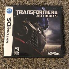 Transformers: Autobots (Nintendo DS, 2007)