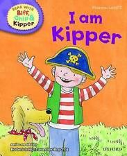 Oxford Reading Tree Read With Biff, Chip, and Kipper: Phonics: Level 2: I Am Kip